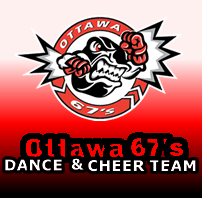 Ottawa 67's Dance and Cheer Team
